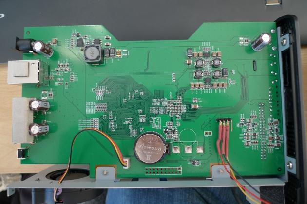 ix2-200 PCB